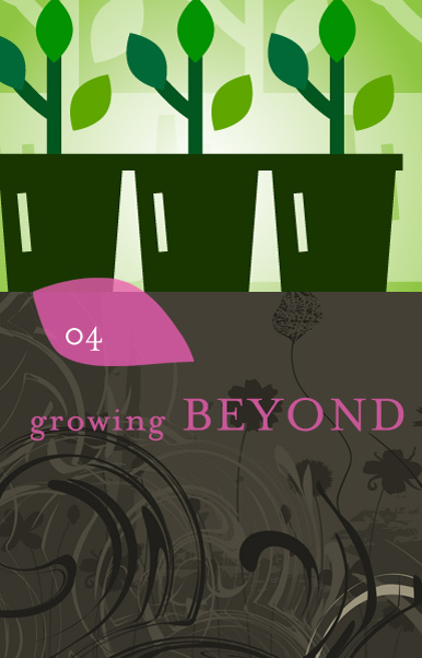 growing BEYOND